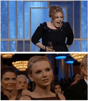 U Mad, Taylor?