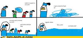 Dolan and boys adventure.