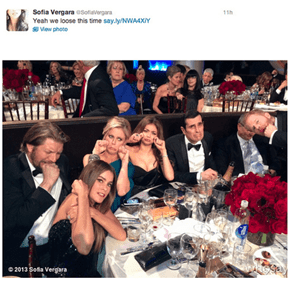 The Cast of Modern Family Reacts to not Winning a Golden Globe
