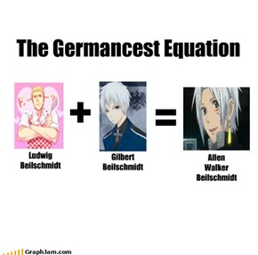 The Germancest Equation