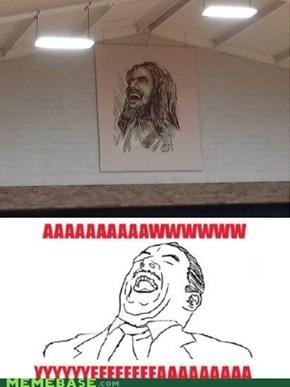 Aw yeah Jesus