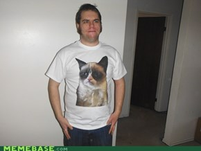 GrumpyCat Shirt.