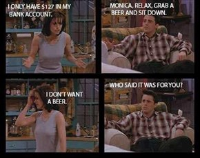 It's Not All About You, Monica