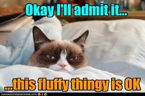 Okay I'll admit it...