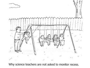 Things Physics Professors Do With Their Children