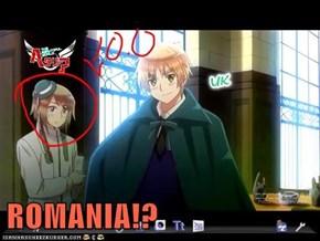 ROMANIA!?