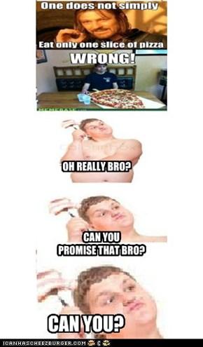 Reframed: Oh Really Bro?