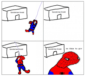 Spoderman pls