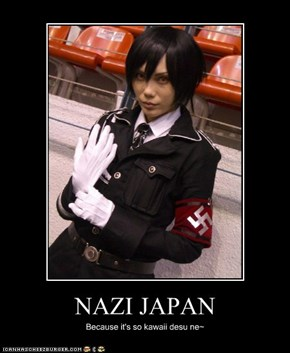 NAZI JAPAN