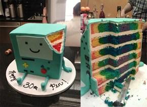 Adventure Cake WIN