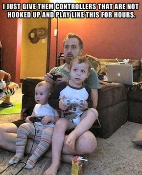 Being a Gaming Parent