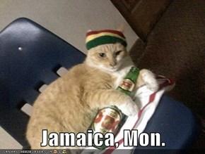 Jamaica, Mon.
