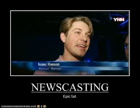 NEWSCASTING