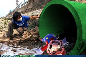 Wasted Mario
