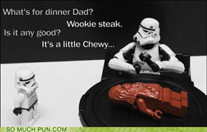 It's a little Chewy.
