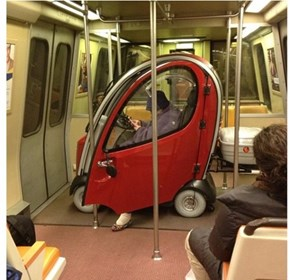 Not-So Smart Car
