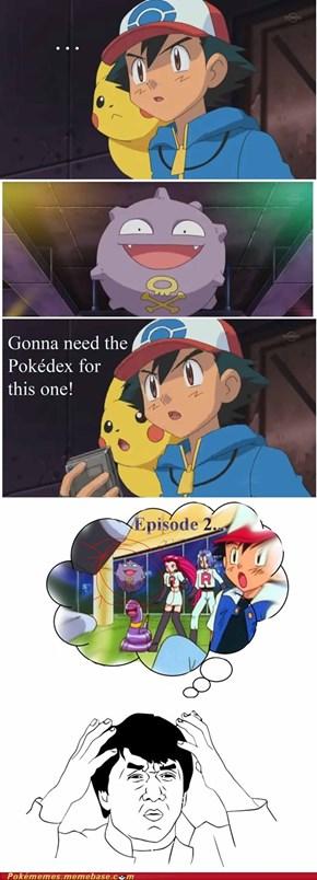 Forgetful Ash