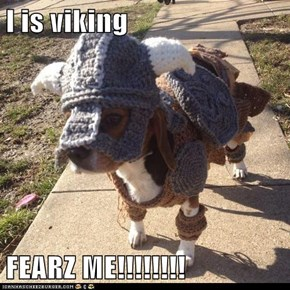 I is viking   FEARZ ME!!!!!!!!