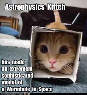 Astrophysics  Kitteh