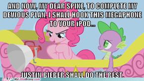 Pinkie's Reign of Terror