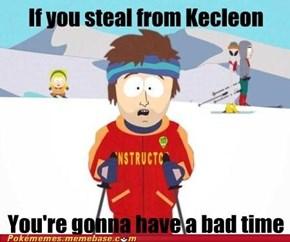 Killer Kecleon