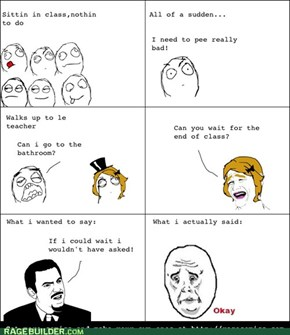 trolling teacher