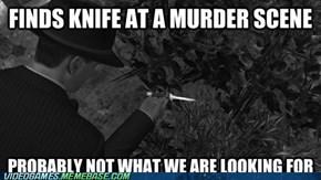 L.A. Noire Logic