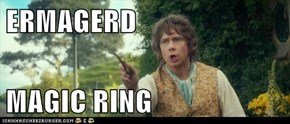 ERMAGERD  MAGIC RING