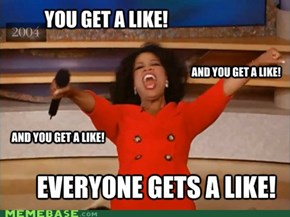 How I Act On Facebook