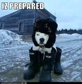 IZ PREPARED