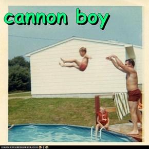 cannon boy