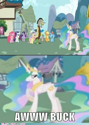 Celestia Doesn't Like The Looks Of This...