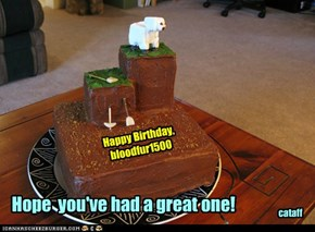 For your special day!