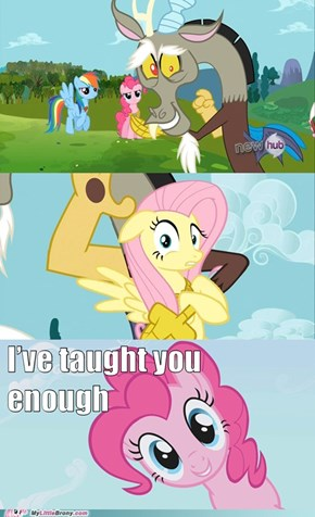 Fourth Wall - Pinkie Style
