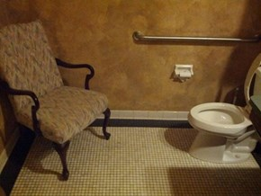 Bathroom for Two?