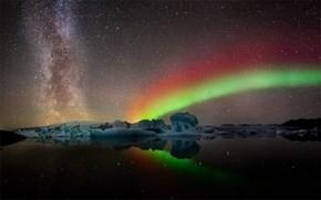 Iceland's Aurora