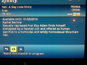 "Not Just Gay, ""Wildly Homosexual"""