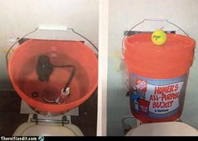 Homer Toilet