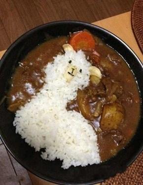 Llama Curry WIN