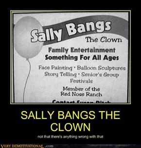 Poor Sally