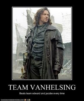 TEAM VANHELSING