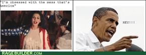 Marina and the Diamonds and Barack Obama