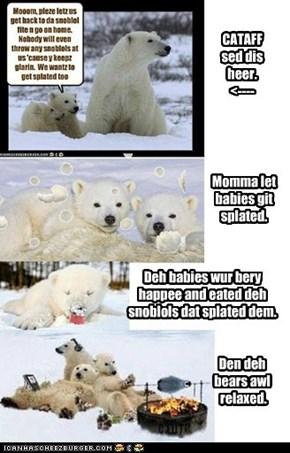 Deh bears