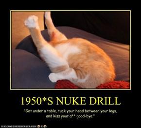 1950*S NUKE DRILL