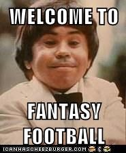 WELCOME TO  FANTASY FOOTBALL