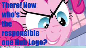 There! Now Who's The Responsible One Hub Logo?
