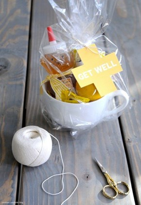 DIY Get Well Soon Kit