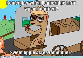 Sweet Apple Acres Remembers