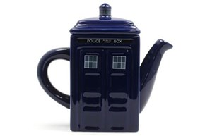 TARDIS Tea Kettle WIN