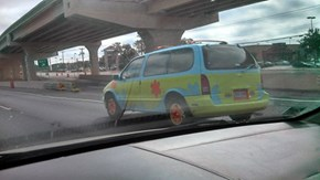Outta the Way Nerds, I'm Late for Mystery Solving!